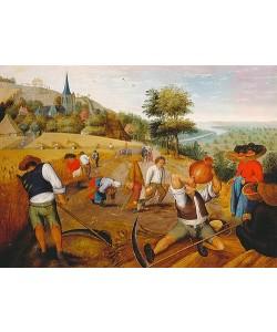 Pieter Brueghel d.J., Der Sommer. 1590