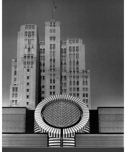 Botta Mario Museum f. Mod. Kunst, San Francisco (Offset, handsigniert, nummeriert)