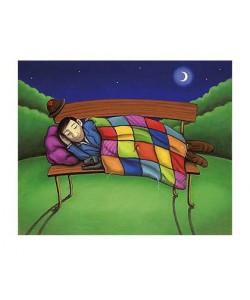 Horton Paul Sweet Dreams (Siebdruck, handsigniert)