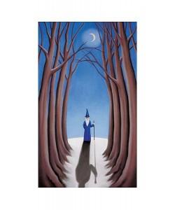 Horton Paul Shadowlands (Siebdruck, handsigniert)