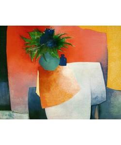 Gaveau Claude Le Bouquet Petit (Lithographie, handsigniert)