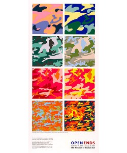 Andy Warhol, Camouflage, 1987 (Serigraph)