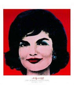 Warhol Andy Jackie, 1964 (Offset)