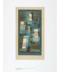 Paul Klee, Schwankendes Gleichgewicht (Offset)