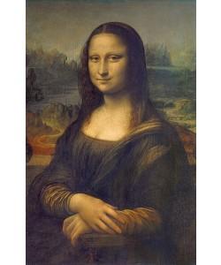 Leonardo da Vinci, Mona Lisa. Ca. 1503