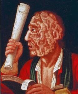 Giuseppe Arcimboldo, Adam. 1578