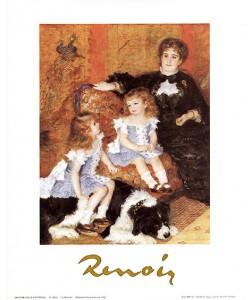 Pierre-Auguste Renoir, Madame Carpentier (Offset)