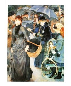 Pierre-Auguste Renoir, Les Parapluies (Offset)