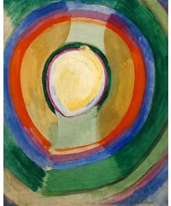 Robert Delaunay, Formes Circulaires. 1913.