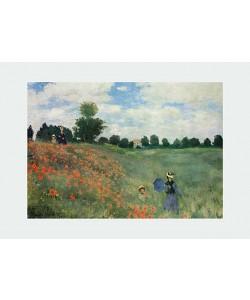 Claude Monet, Mohnblumen/Les Coquelicots