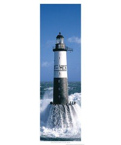 Guillaume Plisson, La fontaine du phare d'Ar-Men - Bretagne