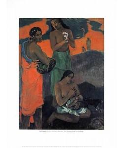 Paul Gauguin, Maternita