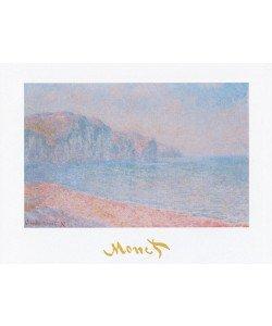 Claude Monet, Küste von Pourville