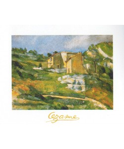 Paul Cezanne, Case all` Estaque