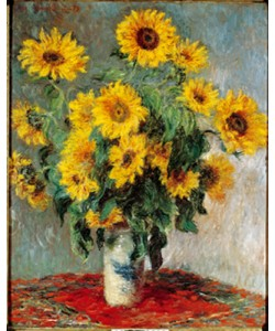Claude Monet, Sunflowers