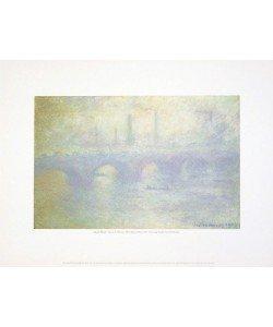 Claude Monet, Waterloo Bridge