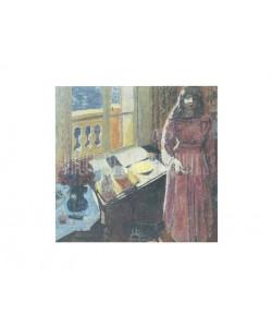 Pierre Bonnard, The Bowl of Milk, 1919 (Offset)