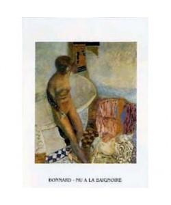 Pierre Bonnard, Nu a la Baignoire