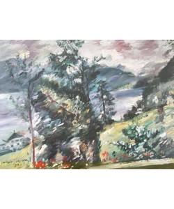 Corinth Lovis Walchensee, 1921 ()