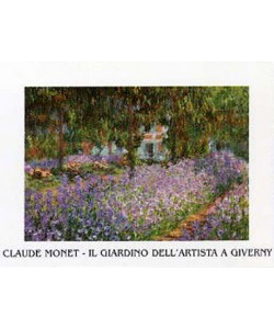 Claude Monet, Il Giardino a Giverny