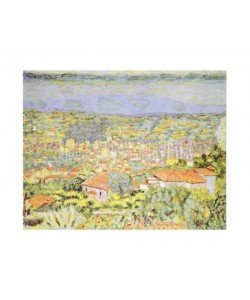 Pierre Bonnard, Panorama La Cannet, 1941