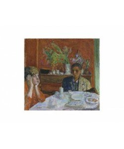 Pierre Bonnard, The Dessert, or after Dinner, 1920