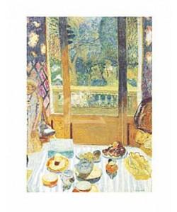 Pierre Bonnard, Frühstücksraum, 1930