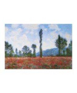 Claude Monet, Champs de Coquelicots