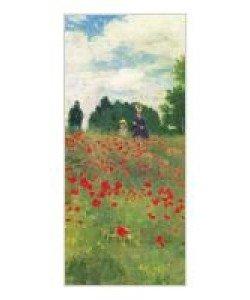 Claude Monet, Mohnblumen/Les Coquelicots (Detail)
