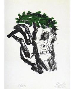 Dix Otto Jean Cassau (20) (Lithografie, handsigniert, nummeriert)