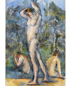 Paul Cezanne, Das Bad