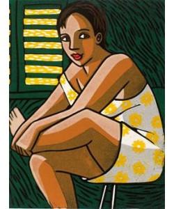 Klein Anita Innerhalb des Sommers (30) (Lithographie, handsigniert, nummeriert)