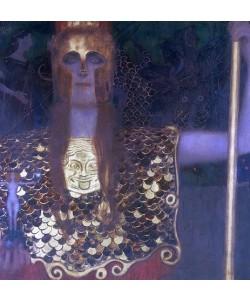 Gustav Klimt, Pallas Athene. 1898