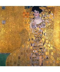 Gustav Klimt, Bildnis der Adele Bloch-Bauer I. 1907