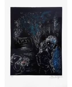 Chagall Marc O.T. (20) (Lithographie, handsigniert, nummeriert)