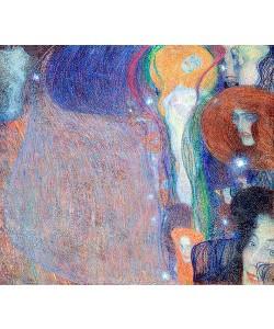 Gustav Klimt, Irrlichter. 1903