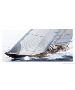 Guillaume Plisson, Voiles bordées - classic yacht