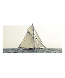 Guillaume Plisson, Mariquita - classic yacht