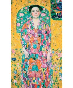 Gustav Klimt, Bildnis Eugenia Primavesi. 1913/14 (D.187).