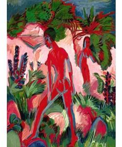 Ernst Ludwig Kirchner, Rote Akte. 1913/1925