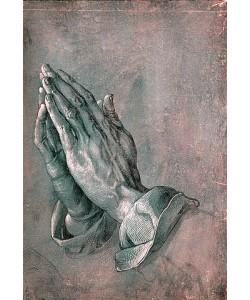 Albrecht Dürer, Studie zu Betende Hände. 1508