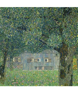 Gustav Klimt, Oberösterreichisches Landhaus. 1911/1912.