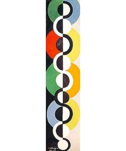 Robert Delaunay, Rythme sans fin. 1934
