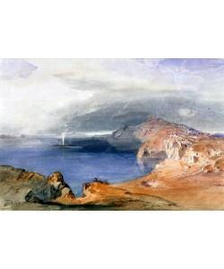 Carl Rottmann, Santorin. Um 1843.
