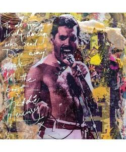 Peter Sander, Freddie Mercury