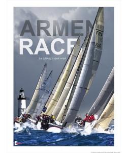 Philip Plisson, Affiche Armen Race 2015