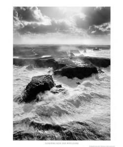 Guillaume Plisson, Lumière sur le phare des Poulains - Belle-Ile - Bretagne