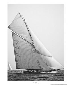 Guillaume Plisson, Le 15 mètres Ji Tuiga - Classic Yacht