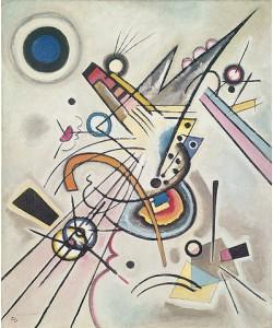 Wassily Kandinsky, Diagonale. 1923.