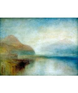 Joseph Mallord William Turner, Monte Rosa. Um 1835/40